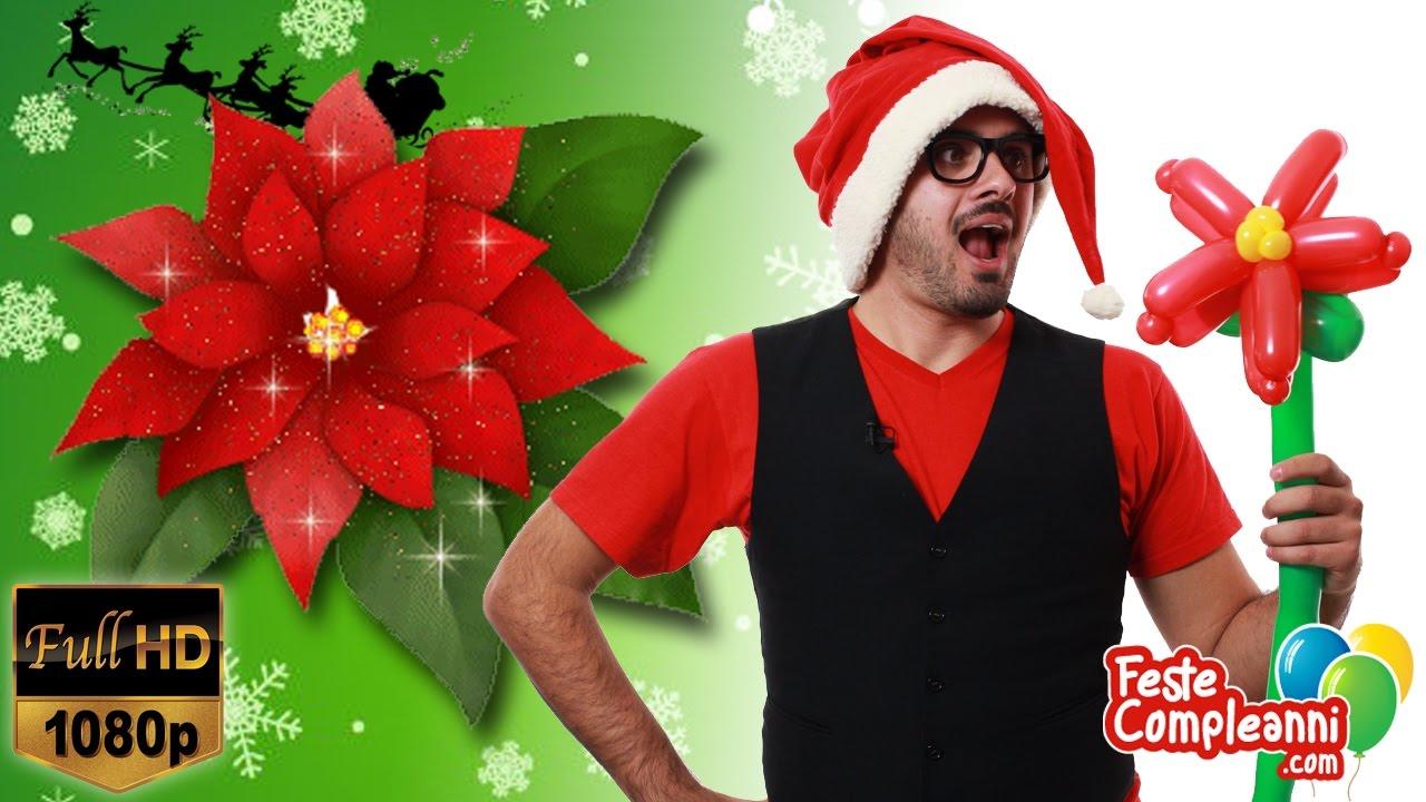 Stella di natale decorazioni natalizie tutorial 193 for Youtube decorazioni natalizie