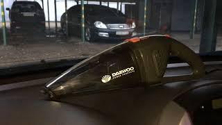 Обзор автопылесоса Daewoo DAVC 150. Смотреть всем!