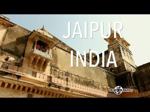 Jaipur y el doble de Javier Alatorre - India #7