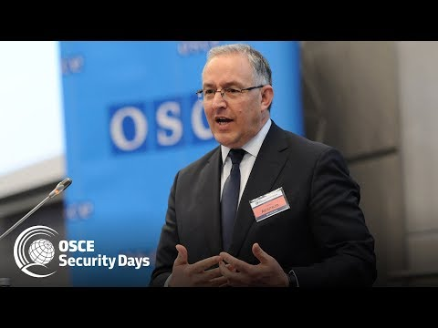 OSCE Security Days: Welcoming Remarks & Keynote