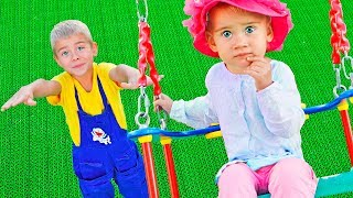 Si Si Cancion Infantil | Canciones Infantiles con Tamiki Amiki