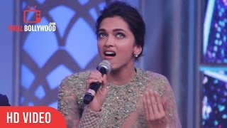 Funny Dialog By Deepika Padukone   Dance Ek Art Hai   Very Funny   Happy New Year