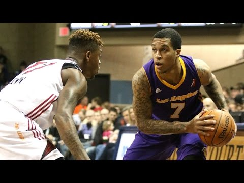 Jabari Brown GOES OFF for 50 points as D-Fenders defeat the Skyforce