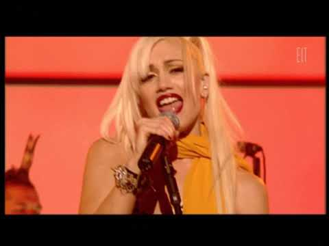 No Doubt - Underneath It All (Live Top of The Pops 2002)