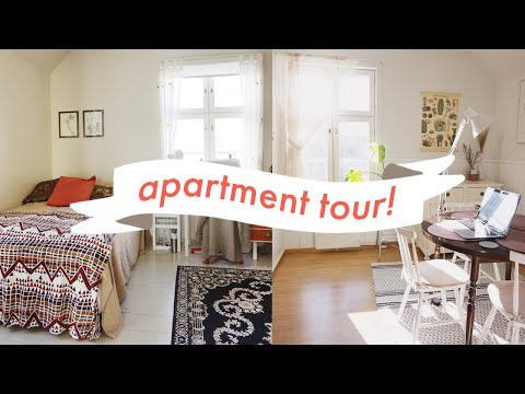 APARTMENT TOUR 2020 | uni student living in finland for ~500€