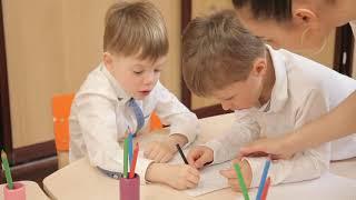 Открытый Урок по математике с детьми 5-6 лет