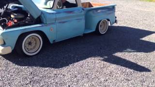 1964 Chevy c10 stepside rat rod