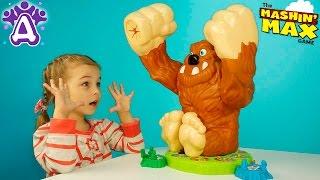 Машин Макс Игры Для Детей Распаковка.Mashin' Max Game Games For Children Видео Для Детей Розыгрыш