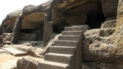 MAHAKALI CAVES - ANDHERI, MUMBAI - HISTORICAL PLACES WITH YOGI