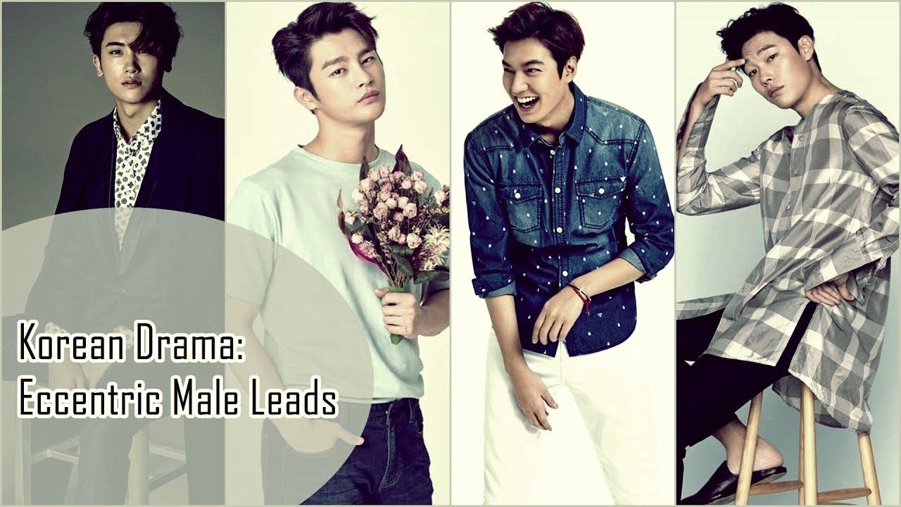 Korean Drama: Eccentric Male Leads
