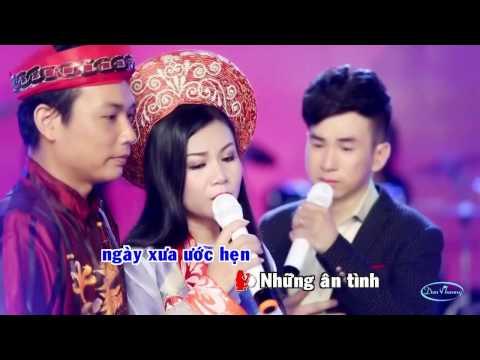 Karaoke - Phận Bạc - Dương Hồng Loan Ft Đan Phương