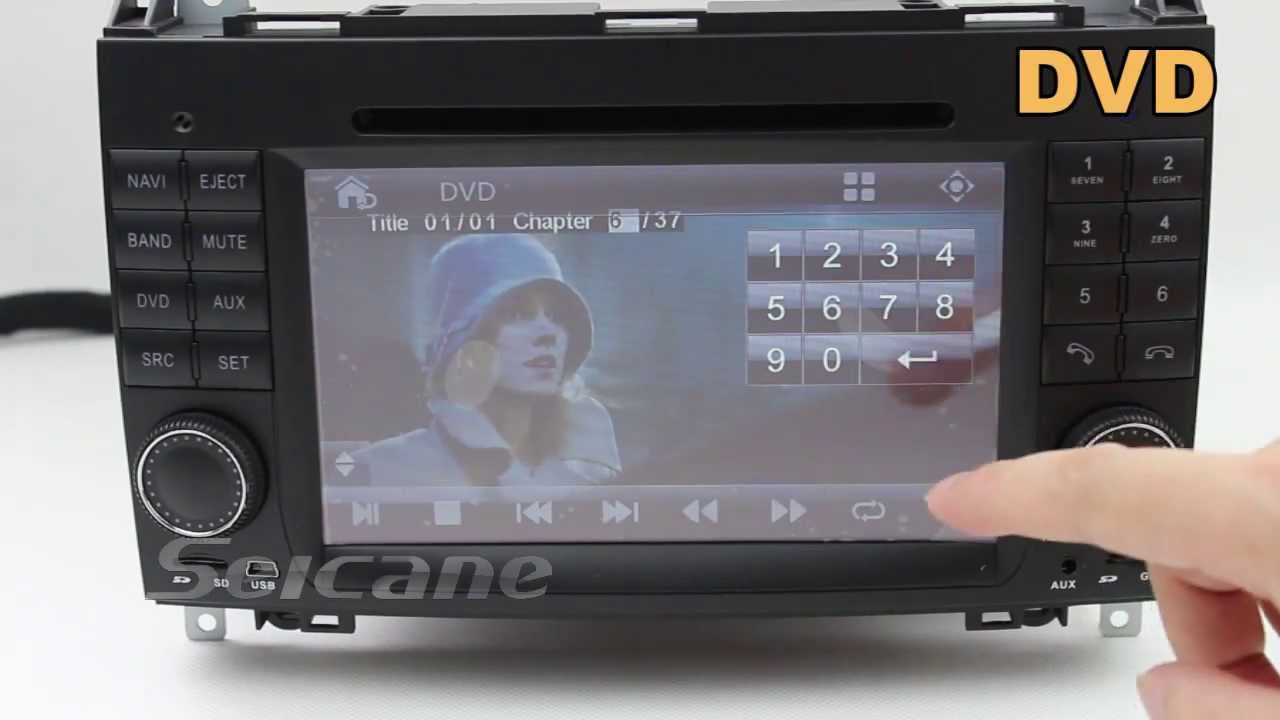 volkswagen crafter 2 din dvd radio gps naviagation tv. Black Bedroom Furniture Sets. Home Design Ideas