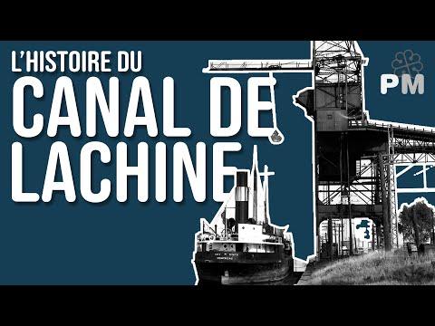 Histoire D'Archives: De Corridor Industriel à Parc Urbain, Le Canal De Lachine à Montréal