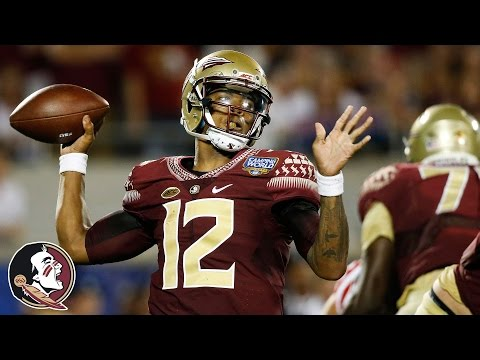 Deondre Francois Shines In Debut: 479 Total Yards, 2 TD vs.