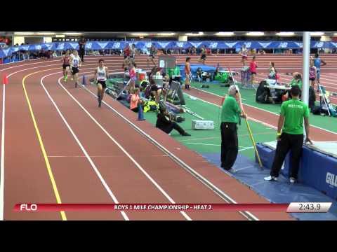 Champ Boys Mile Section 1 Grant Fisher 403 Almost Falls   2015 NBNI