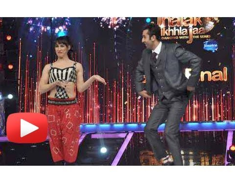 Ranbir Kapoor Dances With Lauren Gottlieb - Jhalak Dikhhla Jaa 6 Travel Video