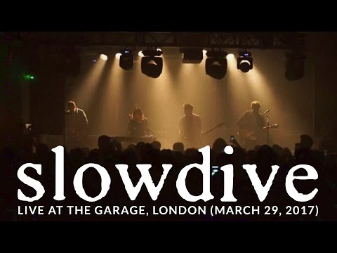 Slowdive - Live at The Garage (March 29, 2017)