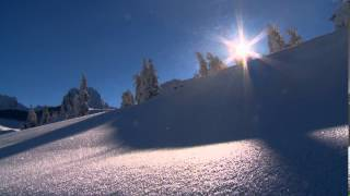 Amazing winter wonderland, Part 5 sparkling snow, nature scenes with Llewellyn relaxation music