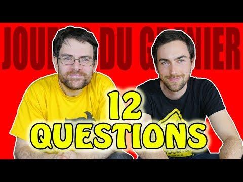 Le Joueur du Grenier en 12 questions