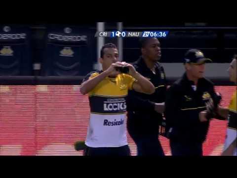 Criciúma 1x0 Náutico - Brasileirão Série B 2016