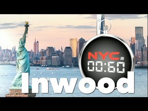 Where To Live In NYC? Inwood, Upper Manhattan, NYC In 60 #30 (New York City)