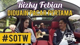 Luna Maya - Rizky Febian, Selebriti On The Way Part #11