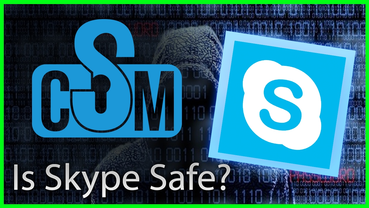 Is skype safe for sexting