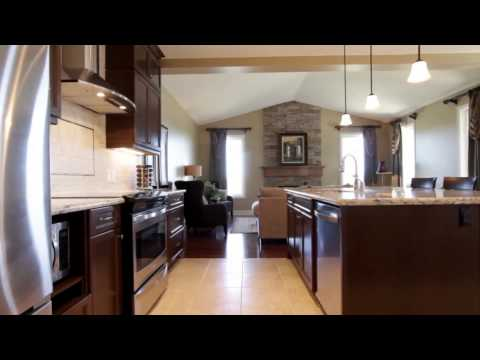 CaraCo   Woodhaven Model Home