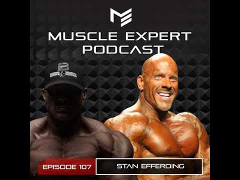 107- Stan Efferding- The Vertical Diet, Protein Sources and Eating What Your Body Likes