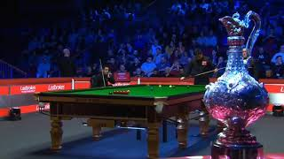 Ronnie o'sullivan Vs Ding Junhi •FINAL• |Grand Prix 2018|