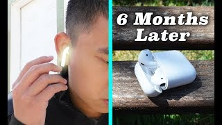 Apple AirPods Review - 6 Months Later