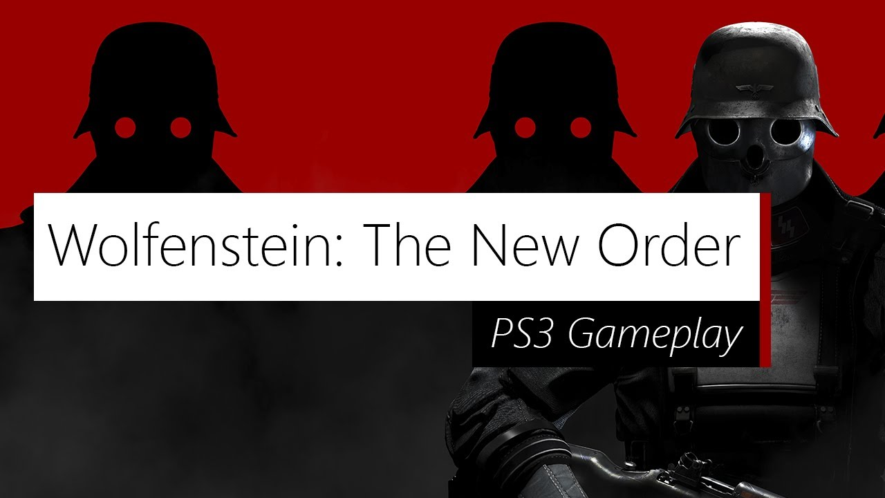 Wolfenstein: The New Order PS4 vs Xbox One Comparison - YouTube