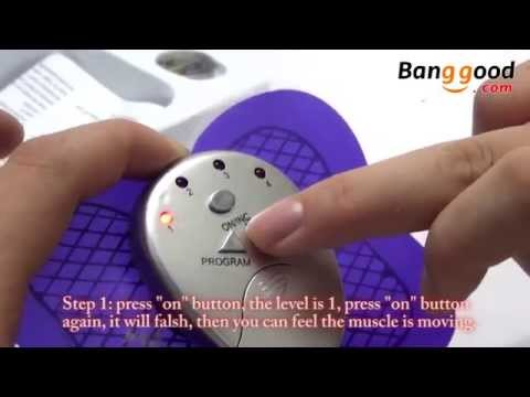Butterfly Electronic Massager Tutorial - Banggood.com