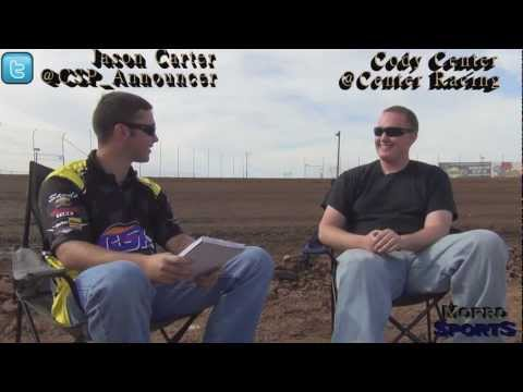 Inside Canyon Speedway Park  with Jason Carter and Cody Center #1