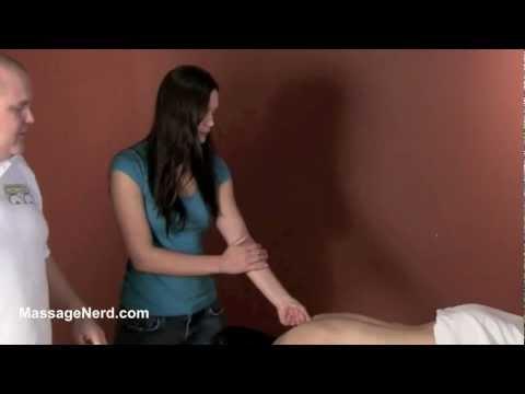 Massage poke