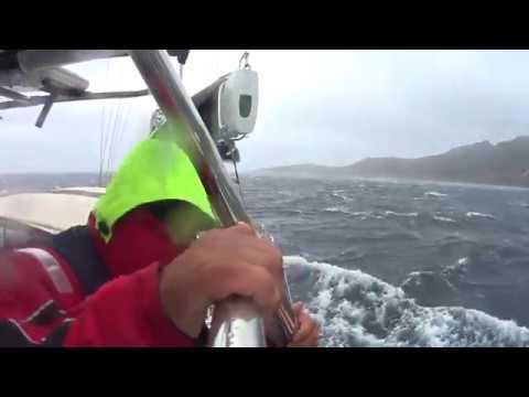1er Intento Cabo de Hornos