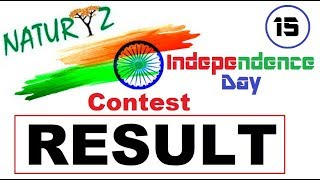 RESULT Naturyz independence day