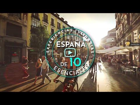 10 experiencias culinarias esenciales de España