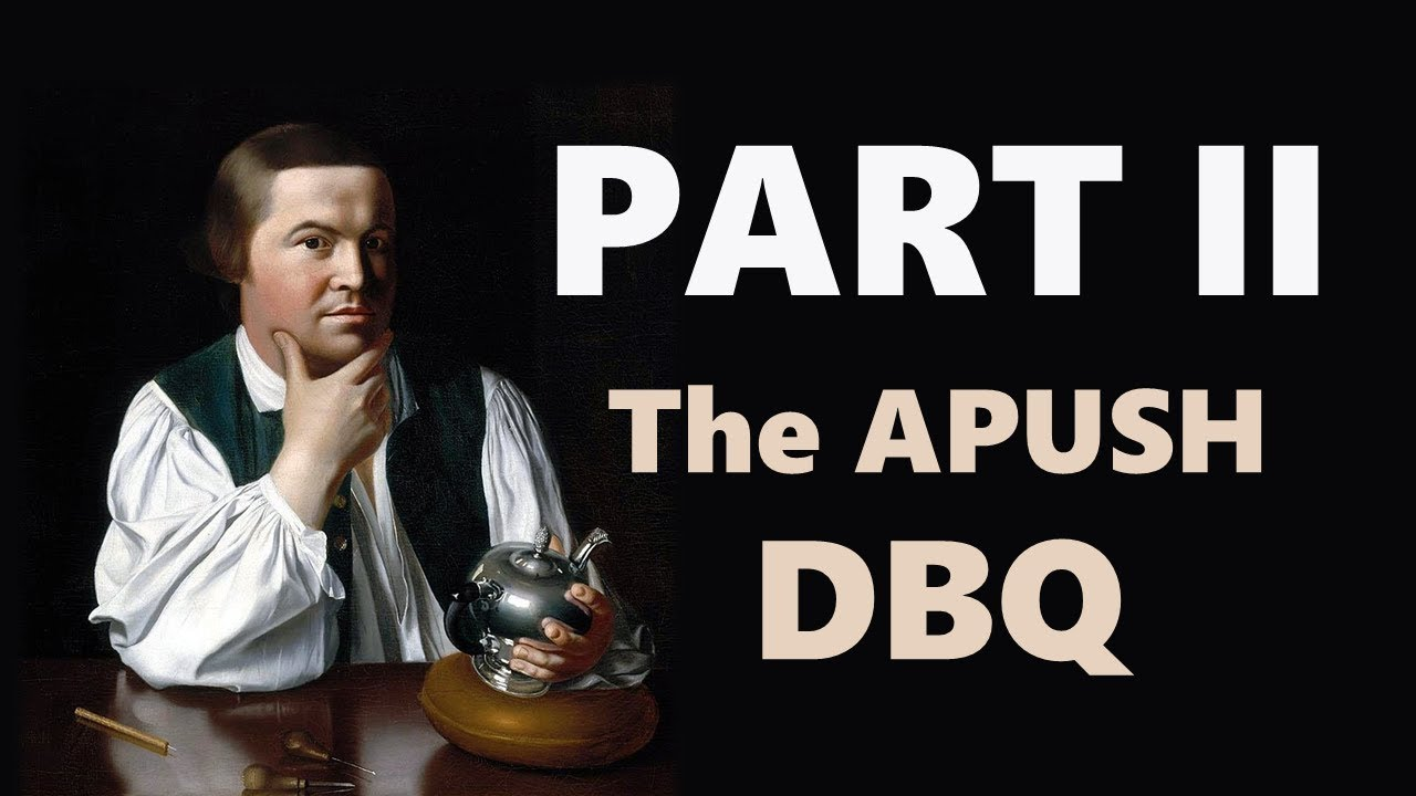 apush dbq 8 Apush study guide 8-12 - download (dbq mr the articles of the controversial electionapush study guide 12 rise of democracy for the masses laboring men.