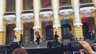 [20171203] Ailee (에일리) in VietNam - U&I  Rehearsal