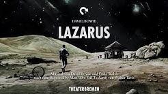 David Bowie: »Lazarus« TRAILER (Theater Bremen)