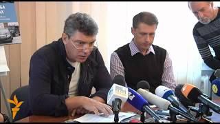 Борис Немцов -- снова про Путина