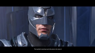 Injustice 2-Story Mode Part 5!