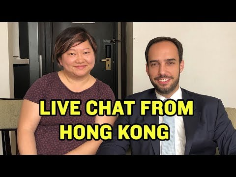 LIVE IN HONG KONG 1: Chris And Shelley Answer Fan Questions | China Uncensored