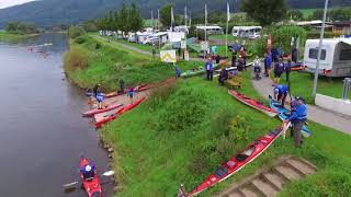 Seniorenfahrt 2017  (Campingplatz - Campen am Fluss - Oedelsheim)
