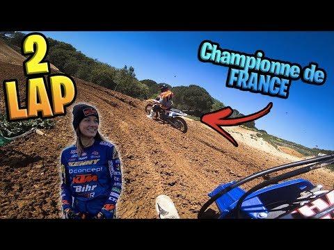 Je roule avec la Championne de FRANCE! - (ft. Mathilde Martinez)