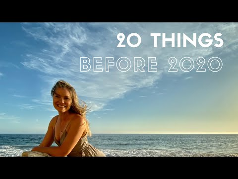 Day 14 of 20 Things to Do Before 2020 (I AM what? who? where?)