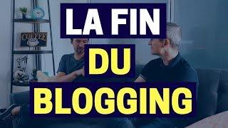 Olivier Roland: est-ce que les blogs ont encore de l'avenir ?