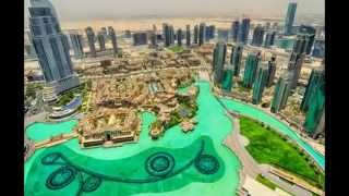 Full Fountain View penthouse In Burj Khalifa Downtown Dubai