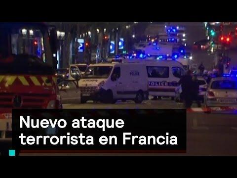 Nuevo ataque terrorista en Francia - Denise Maerker 10 en punto